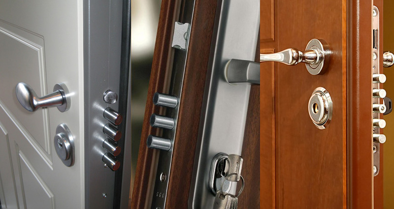 Armored Doors & Armored Doors | Installation de Portes Blindées